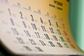 Schedule. Schedule. Schedule. The best social media tip by Above Promotions Company. Photo Courtesy of Pawel Kryj.