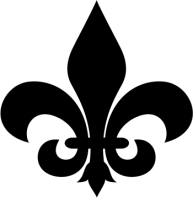 The Fleur de Lis is More than a Logo.  Above Promotions Company.  Tampa, FL.