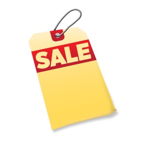 Sales pricing listed online. Above Promotions Company. Tampa, FL. 2012