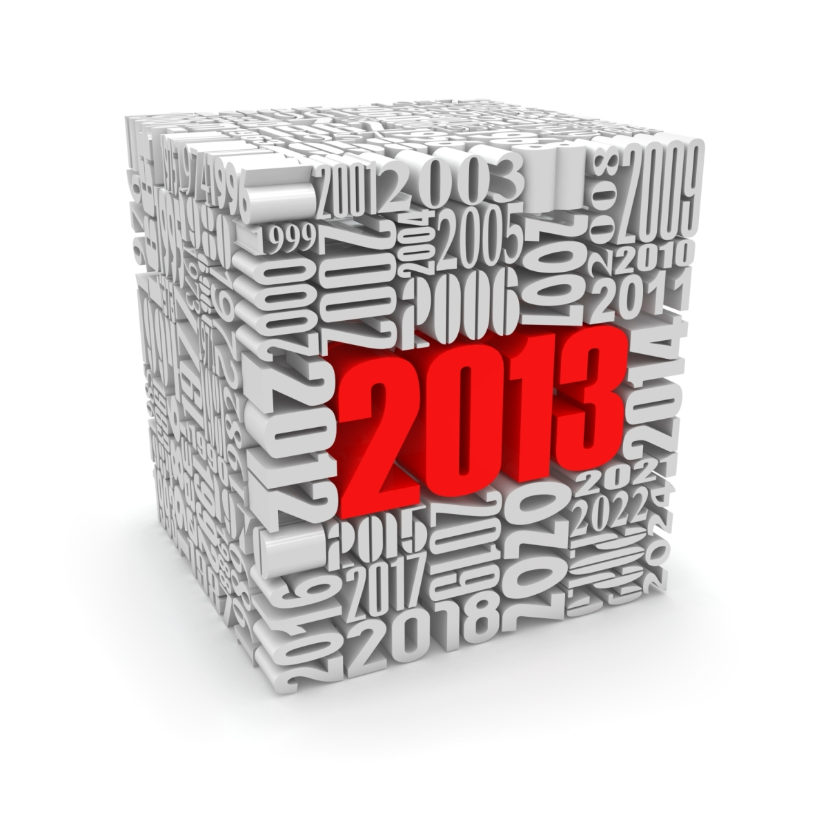 Happy New Year 2013! Above Promotions Company, Tampa, FL 2013.