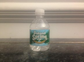 Marco Rubio's Poland Spring Water Tweet pic. Image Courtesy of Marco Rubio and Twitter. Above Promotions Company. Tampa, FL. 2013.