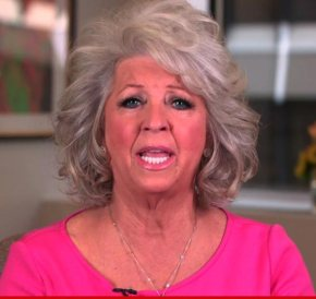 Paula Deen shown above. Image by TMZ.com. Above Promotions Company. Tampa, FL. 2013.