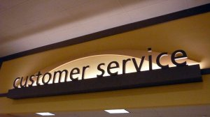 Great Customer Service goes a long way. Image by Thad Zajdowicz. Above Promotions Company. Tampa, FL