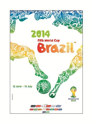 FIFA World Cup 2014 Brazil. Above Promotions Company. Tampa, FL.